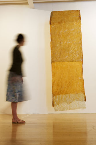 Edinburgh art festival: Eva Hesse: Studioworks 2 at the Fruitmarket Gallery