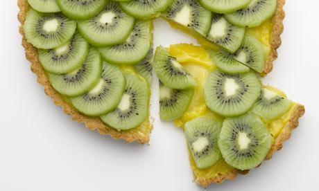 How to bake: Kiwi lime tart | Dan Lepard | Life and style | The ...