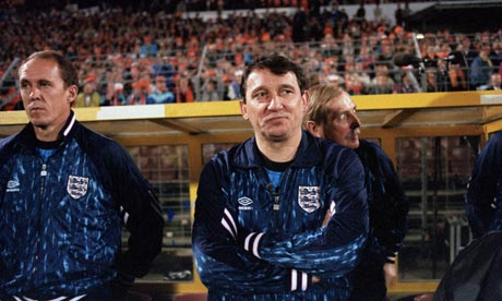Graham Taylor in Rotterdam in 1993