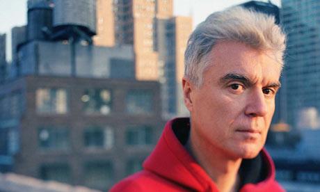 David Byrne in New York