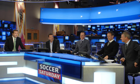Sky Sports Studio