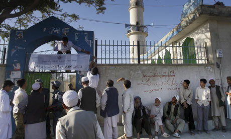 Voting begins in Afghanistan