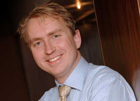 Andrew Skipwith, RatedPeople founder and CEO