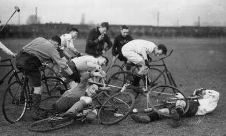 bicycle polo