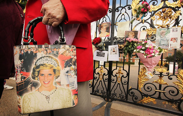 princess diana car crash survivor. ago in a Paris car crash