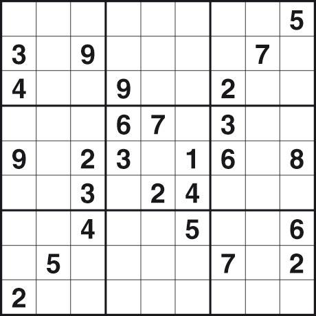 Obs sudoku 13/09/09