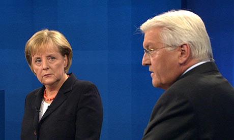 Merkel's Worse Debate