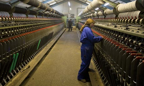 Usine de Tissage Harris Tweed