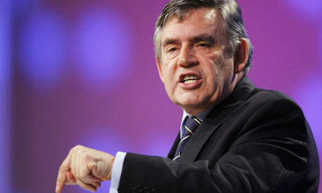 Gordon Brown TUC