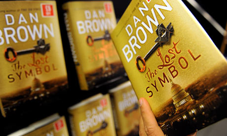 Dan Brown's The Lost Symbol goes on Sale