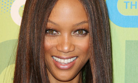 tyra banks hairstyles 2010. Tyra Banks appeared on her TV