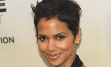 Pixie-like: Halle Berry. Photograph: Unimedia Images / Rex Features