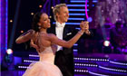 Jade Johnson and Ian Waite, Strictly Come Dancing