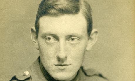 Second-Lieutenant R. G. Garvin ('Ged')