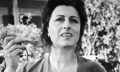 Anna Magnani in'The Rose Tattoo' 1955