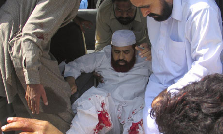 Saeed Kazmi shooting