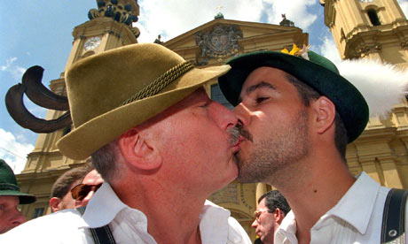 But few have heard of the popular gay Bierfest celebrations, ...