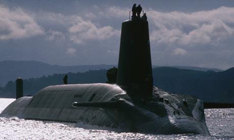 HMS Vanguard.