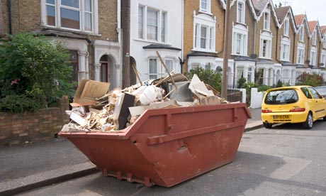 Skip 001 How skip hire service carry out waste disposal task