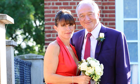 Ken Livingstone wedding