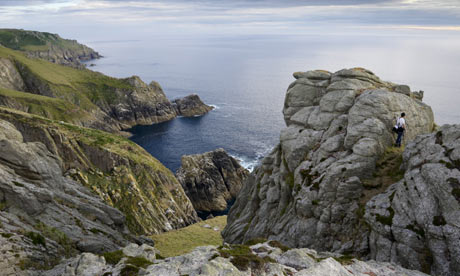 National Trust Lundy island, Devon