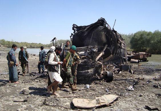 NATO Airstrike: NATO Airstrike leaves 90 dead in Kunduz, Afghanistan
