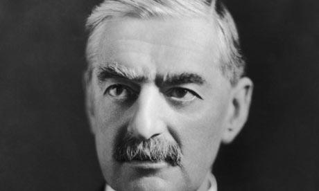 Whos Neville Chamberlain Neville Chamberlain And
