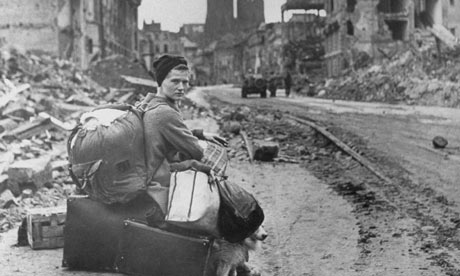 Post Second World War Europe In Ruins World News The