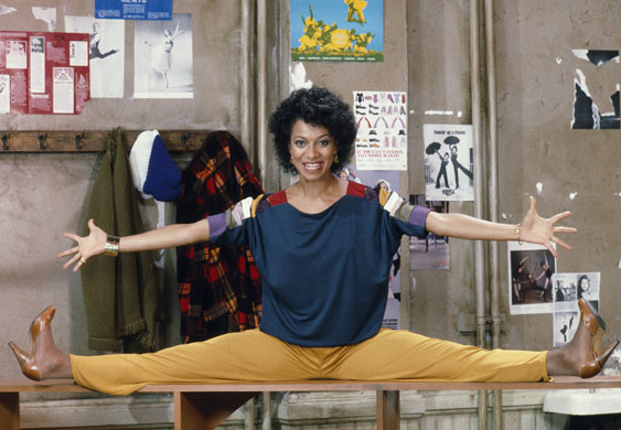 Debbie Allen tv series