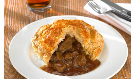 MPs steak and ale pie