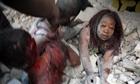 Earthquake hits Haiti with hundreds feared dead