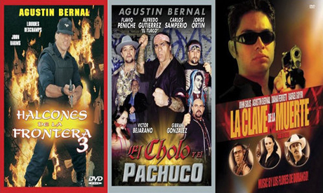 Mexican Narco Movies Mexican B-movie Actor Turns
