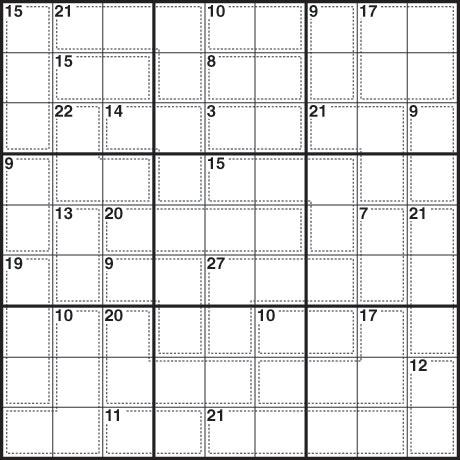 killer sudoku 2905