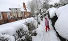 schools reopen snow
