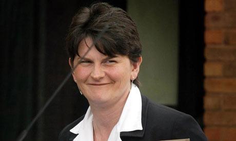 Robinson controversy Arlene Foster