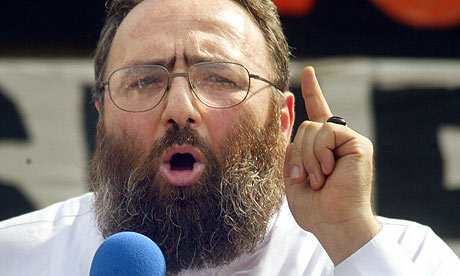 Radical Muslim cleric Omar Bakri Muhammad founded al-Muhajiroun