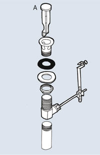 Pop-up plug illustration