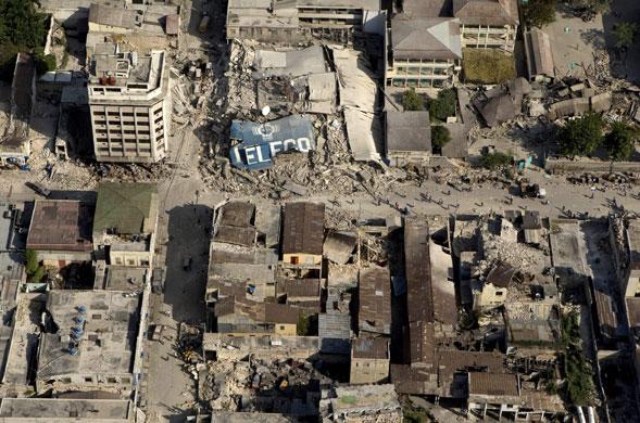 Haiti earthquake: The damage after an earthquake measuring 7.0 rocked the Haitian capital
