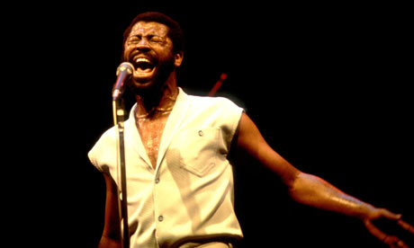 Teddy Pendergrass Obituary Music The Guardian