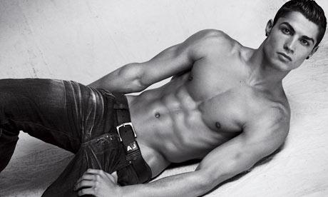Cristiano Ronaldo Body