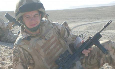 Rifleman Phil Allen
