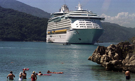 haiti CRUISE SHIP
