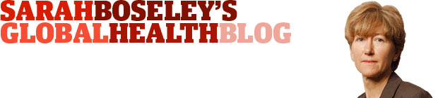 Sarah Boseley's global health blog