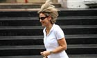 Emily Maitlis out jogging