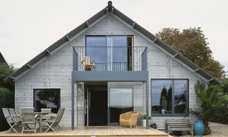 Seaside house new