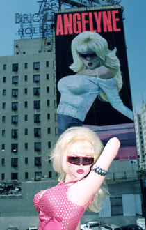 angelyne 80s - photo #10