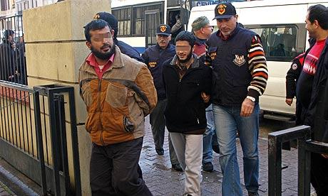 Turkish police arrest 120 suspected al-Qaeda members in Turkey