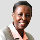 Picture of Louise Mushikiwabo
