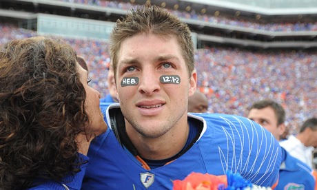American footballer Tim Tebow will front an anti-abortion advert