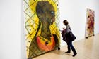 Chris Ofili at Tate Britain